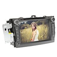 DIN 8 אינץ אנדרואיד 4.1 2 במכשיר DVD דאש רכב עבור הונדה קרולה (2007-2012) עם 3G, WiFi, BT, 1080P, GPS
