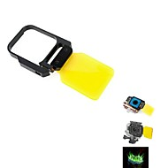 Yellow Professional Diving Filter for Gopro HERO 3