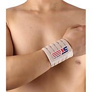 Massage de pression réglable Sport Wrist Guard Protector - Taille libre