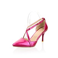 Patent Leather Women's naaldhak pompen / hakken met gesp schoenen (meer kleuren)