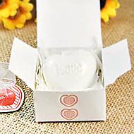 Wedding Gift Mini Heart Shape Soap 20g
