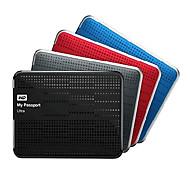 Western Digital můj pas ultra USB3.0 2t 2,5-palcový ultratenkých přenosný externí pevný disk