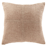 Polyester Housse de coussin , Solide Office/Business