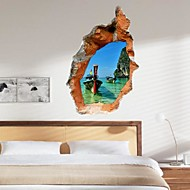 3D The Beauty Wall Stickers Wall Decals