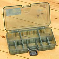 161 * 91 * 31mm Armata verde Fishing Box Tackle Box