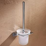 Toiletbørsteholder / Antik messingMessing /Moderne