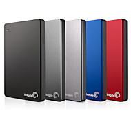 "Seagate STBU1000300 1TB Backup Plus Portable USB 3.0 2.5"" External Hard Disk Drive (Assorted Color)"