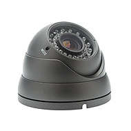 Vandal proof 700TVL Sony CCD 2.8-12mm Vari-focal Lens 36 IR LEDs Night Vision Waterproof Dome Camera