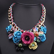 Women's Alloy Necklace Gift/Party/Daily Non Stone