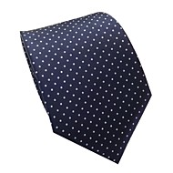 Men Vintage/Cute/Party/Work/Casual Neck Tie , Polyester