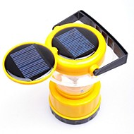 9-LED Lanterna Solar Outdoor Super Bright Camping Luz