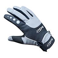 NUCKILY® Sports Gloves Women's / Men's / Unisex Cycling Gloves Autumn/Fall / Winter Bike GlovesKeep Warm / Anti-skidding / Waterproof /