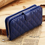 Women Wallet Sheepskin Formal Sports Casual Event/Party