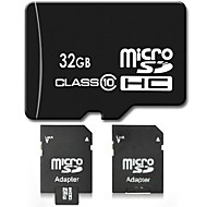 32 GB Class 10 Micro SD SDHC TF Flash Memory Card with SD Adapter High Speed Genuine