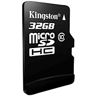 Kingston 32GB Class 10 Micro SD SDHC TF Flash Memory Card High Speed Genuine