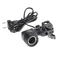E27 High-duty Lamp Holder/Adapter for Photo Studio