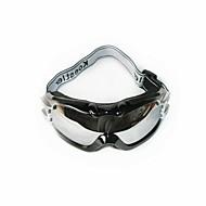 Protezione UV di alta qualità pieghevole occhiali di sicurezza occhiali con elastico