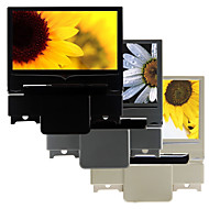 """9 """"צג פעיל משענת הראש המובנה USB, SD (MP5), משדר FM, IR, מסך מגע (1 חתיכה)"""