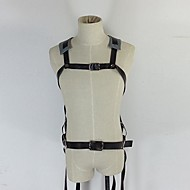 Attack On Titan Recon Corps Levi Straps Belt Outfit Cosplay Accessory