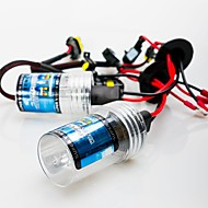 H1 12V 35W Xenon Hid Replacement Light Bulbs 4300k