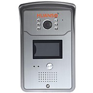 HUANSO™ - Wireless Wifi P2P Smart IP Door Phone