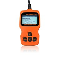 autophix® diagnostisk værktøj OBD OBD2 OBDII EOBD scanner kodelæser om123