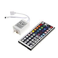 z®zdm 6a 72waty ir 48 kláves RGB LED dálkový ovladač pro RGB LED strip (DC12V)