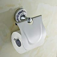 keramisk messing krom finish toiletpapir indehavere