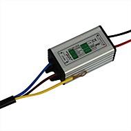 jiawen® 10W הוביל אספקת החשמל הובילה מקור מתמיד נהג הנוכחי כוח (ac85-265v קלט / פלט dc18-36v)