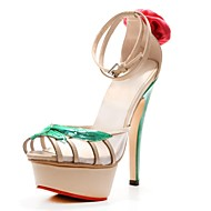 Women's Shoes BC™ Open Toe Stiletto Heel Sandals with Buckle Shoes