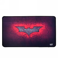 ajazz The Dark Knight profesjonell gaming musematte (42x25x0.2cm) -svart