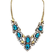 Women's Alloy Necklace Daily Acrylic
