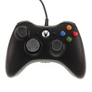 bedraad dual shock controller voor de xbox 360