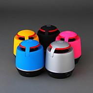 Trådløs Bluetooth-højttalere 2.0 CH Bærbar / Support Hukommelseskort / Mini