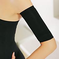 얇고 강력한 지방이 얇은 팔 스트레칭 검은 ny033을 형성 팔 손목 보호대 본체의 팔뚝 무리를 설정 구울
