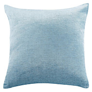 Polyester Housse de coussin , Solide Casual