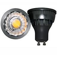 GU10 Lâmpadas de Foco de LED A60(A19) COB 500LM lm Branco Quente / Branco Frio Regulável / Decorativa AC 220-240 V