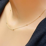 Ladies'/Women's Alloy Necklace Wedding/Birthday/Gift/Party/Daily/Causal/Outdoor Non Stone