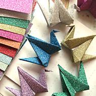 Flash-Pulver papercranes Origami Materialien (12 Stück / Beutel)
