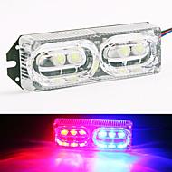 4-cores lâmpada de sinal cauda freio turno luz âmbar luz motocicleta