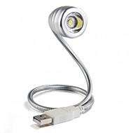 lampe de lecture conduit lampe de lecture flexible en acier inoxydable mlsled® USB pour ordinateur portable PC portable