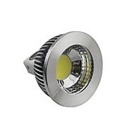 5W GU5.3(MR16) Spot LED 1 COB 400-450LM lm Blanc Chaud / Blanc Froid / Blanc Naturel Gradable DC 12 V