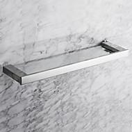 """צדף לחדר האמבטיה פלדת אל חלד התקנה על הקיר 560 x 130 x 30mm (20.1 x 5.11 x 1.18"""") פלדת אל חלד מודרני"""