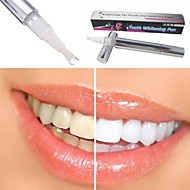 Tooth Gel Whitener Bleach Stain Eraser Remover Instant  Teeth Whitening Pen