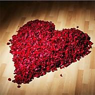 Super simulação romântico e bonito pétalas de rosa (144pcs)