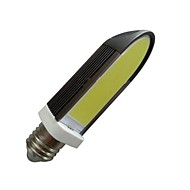 ON E26/E27 11 W COB 1100 LM Cool White S Decorative Spot Lights AC 110-130 V