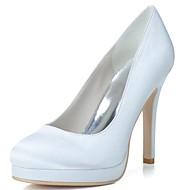 העקב פגיון בוהן עקבי נעלי נשים עגול משאבות נעלי חתונה יותר צבעים זמינים
