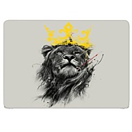 """King Lion Design Full-Body Protective Plastic Case for 13""""/15"""" MacBook-Pro with Retina Display"""