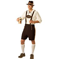 German Oktoberfest Waiter Straps Terylene Halloween Costume