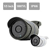 """yanse® 1/3 """"CMOS IR Camera 36 levou-1000tvl segurança visão CCTV impermeável câmeras ao ar livre 719cf"""